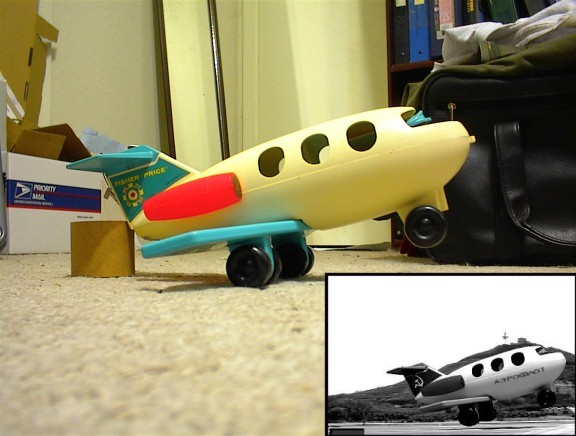 how to make a corsair plane with cardboard
